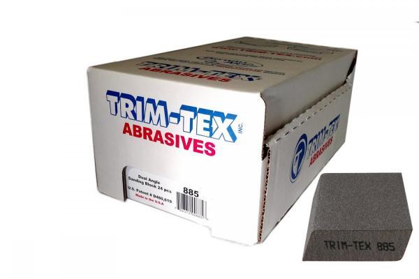 Trim-Tex 885 Dual Angle Sponge (24 Pack) | Great Lakes